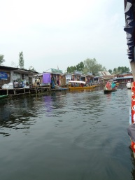 Floating Market, Dal Lake