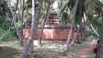 Abandoned Chalukya temple