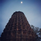 Doddabasappa Temple at twilight