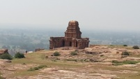 Temple on the way to the fort in Badami 2