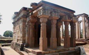 Gupta temple at Sanchi