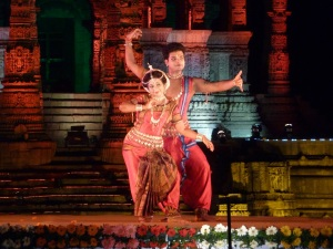 Odissi during Uttarardh, Modhera