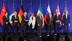 Iran nuclear deal leaders