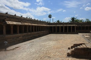 Prakaram at Darasuram