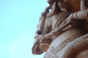 See the details of the carving 2 - 1000 Pillar Hall, Srirangam