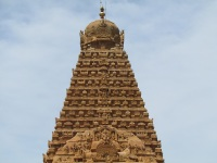 Vimana of Brihadeshwara Temple